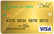 Visa Debit Gold