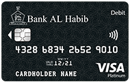 Visa Debit Platinum